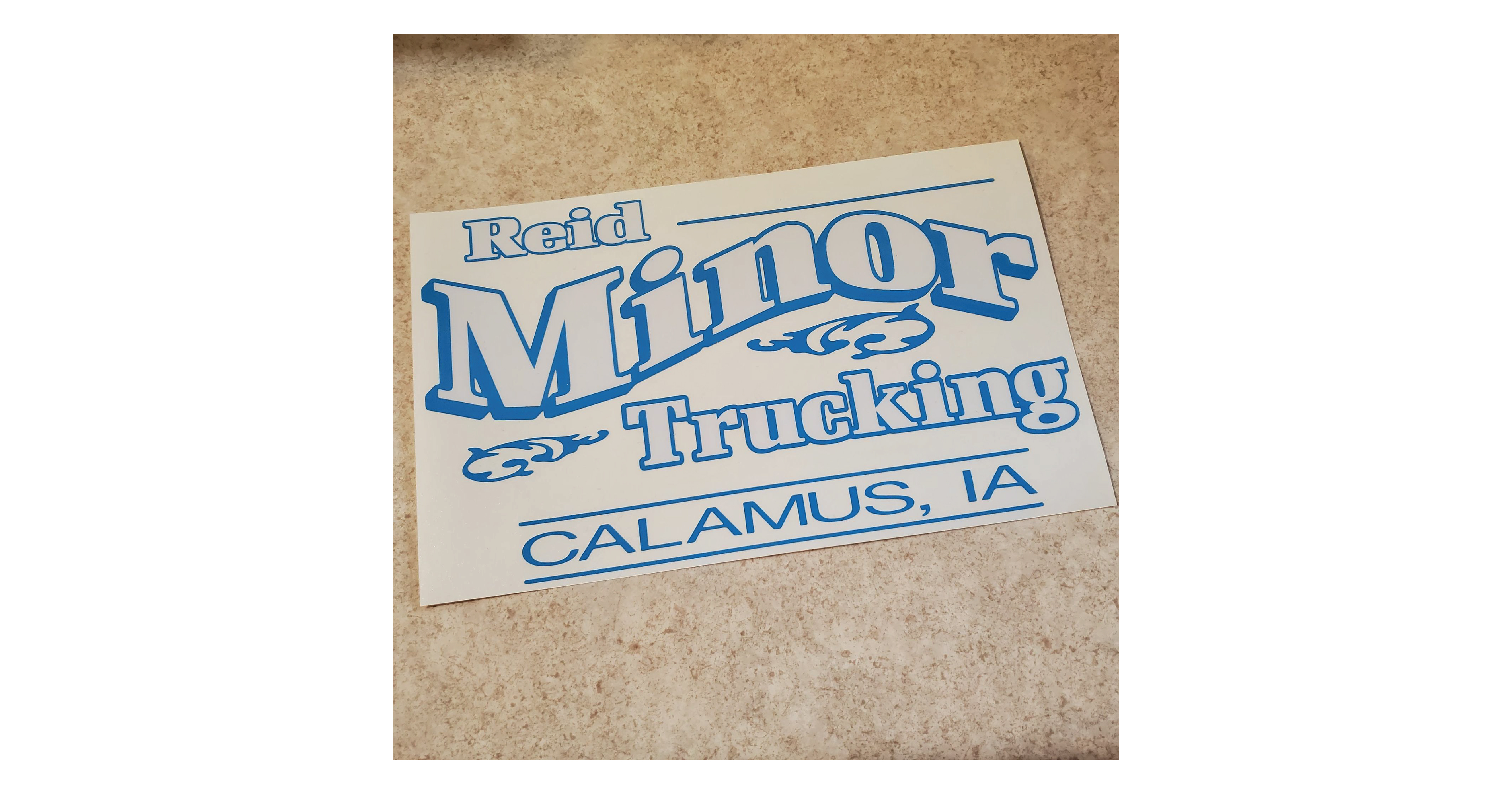 RMT Decal