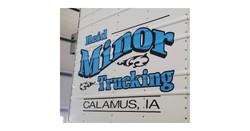 Minor Trucking Semi