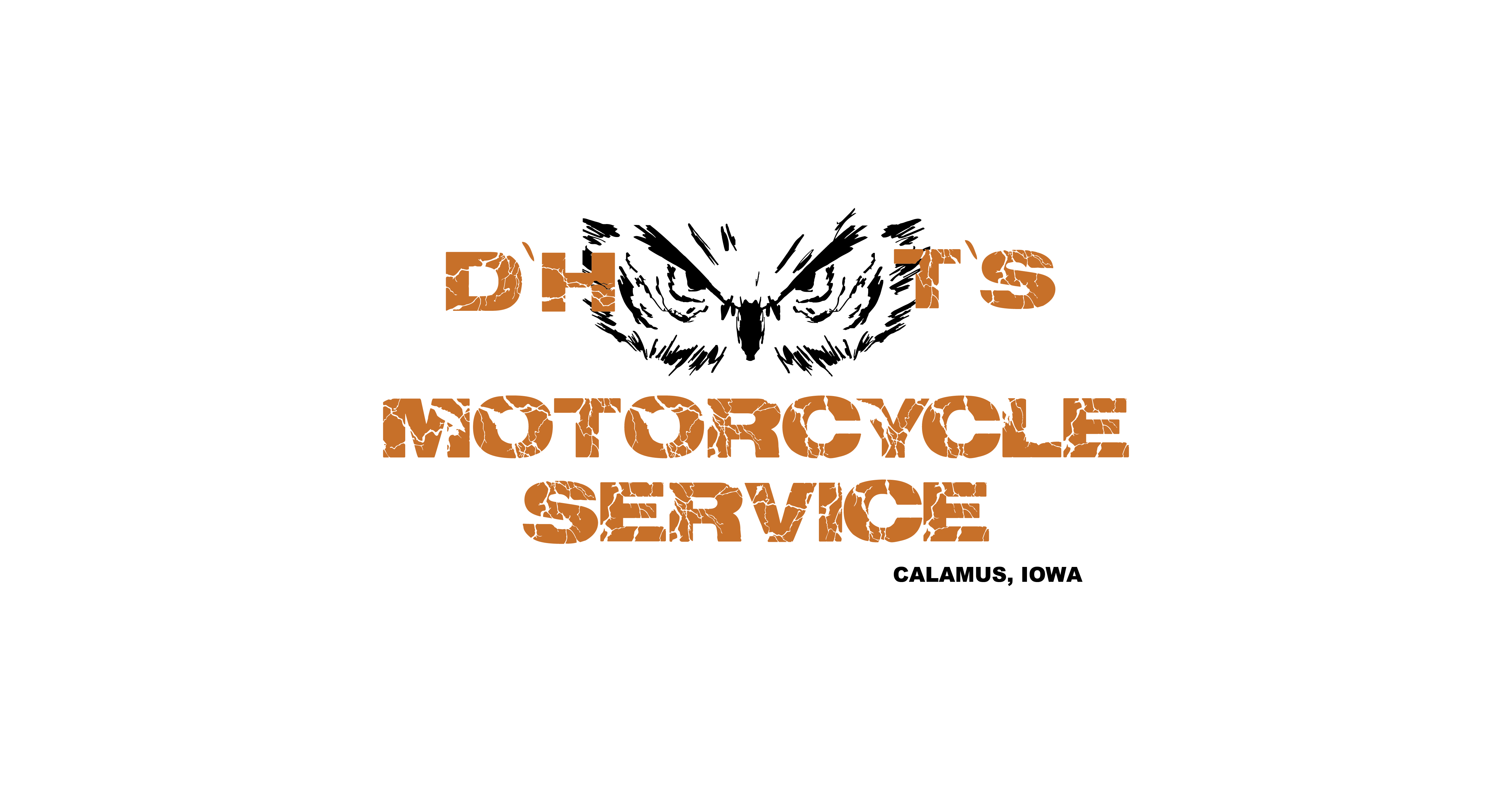 LOGO DeHoet's Motorcycle Service