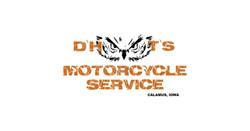 LOGO DeHoet's Motorcycle Service