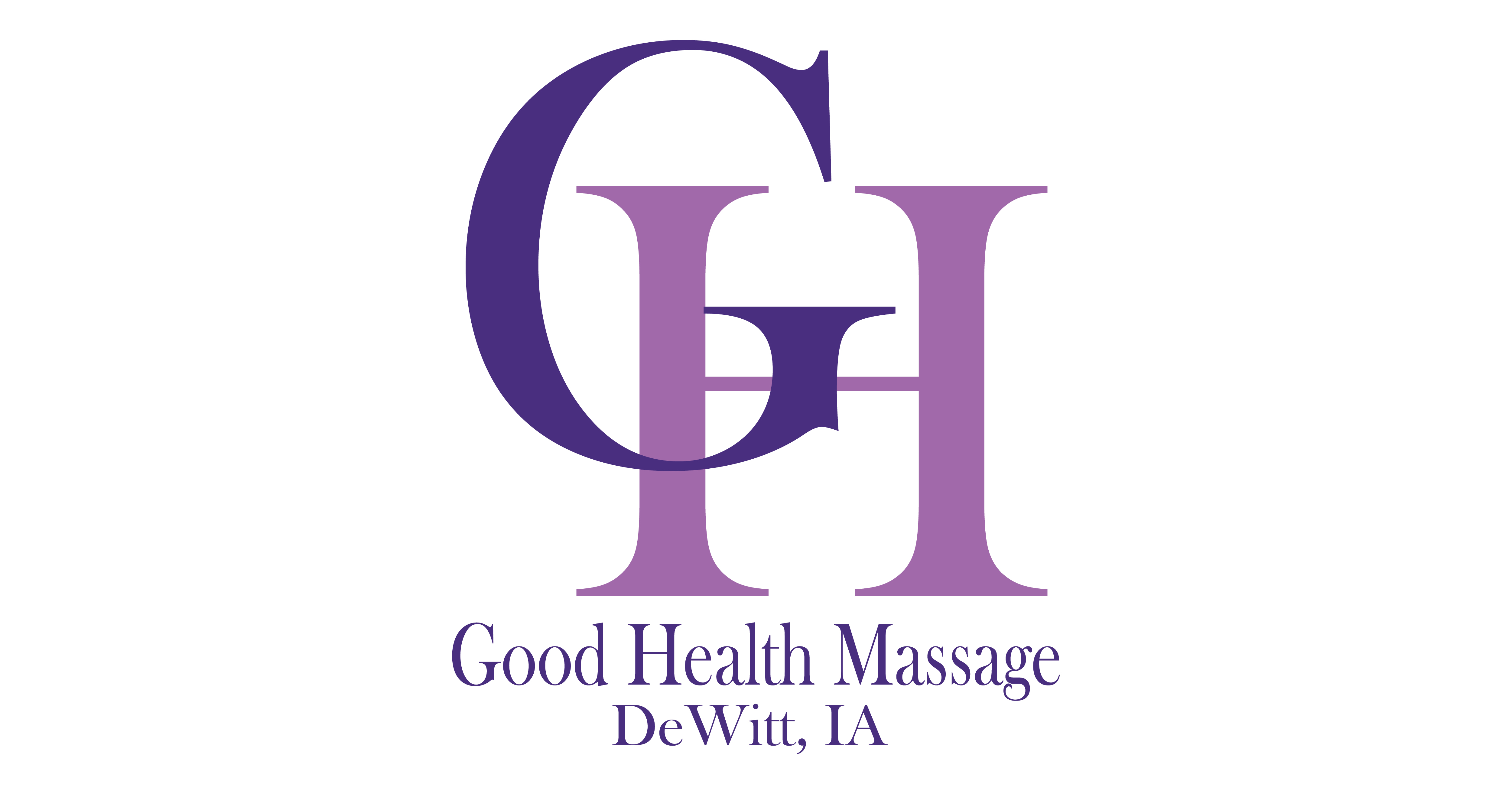 GH DeWitt IA Logo