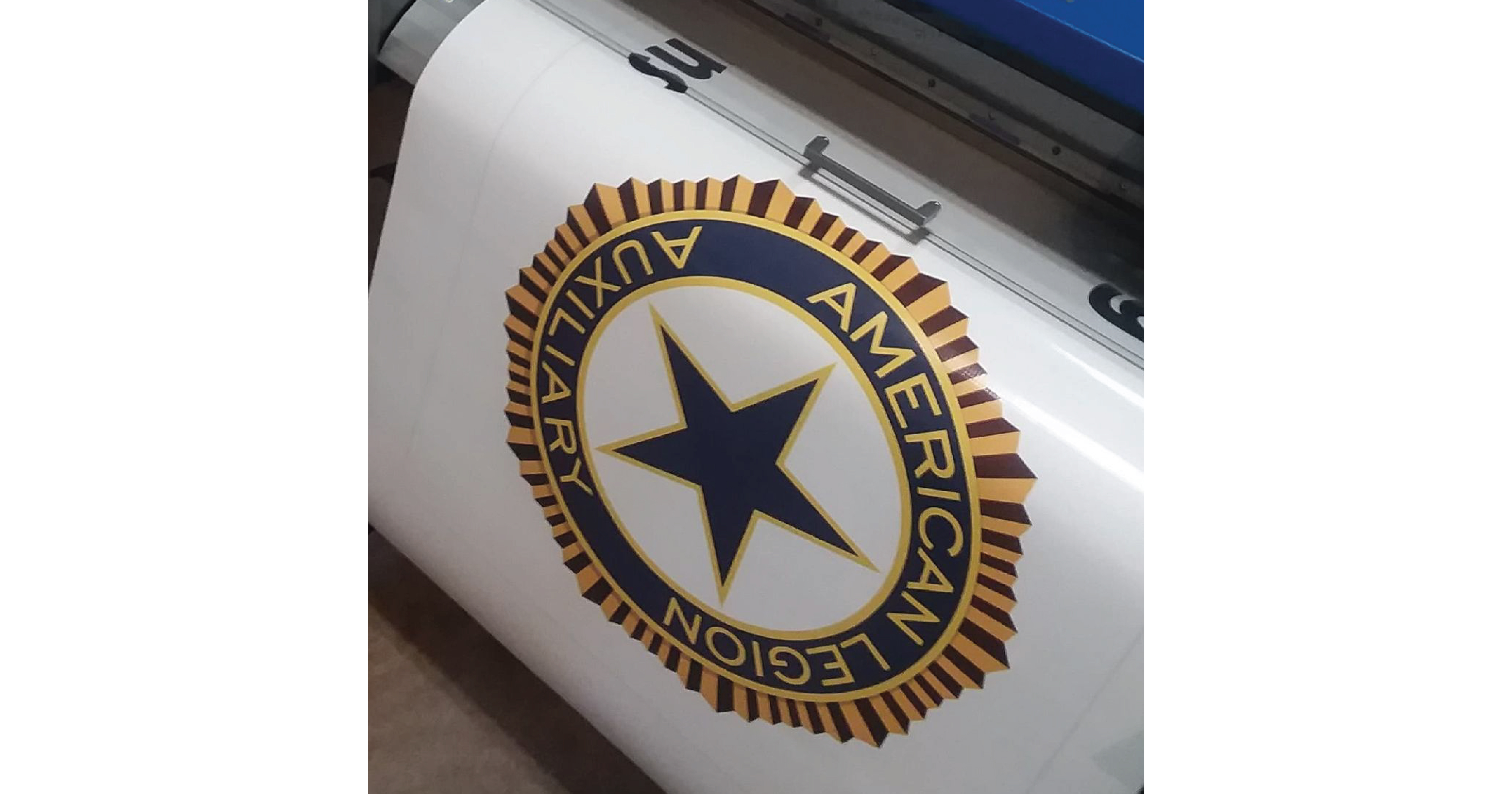 American Legion Banner