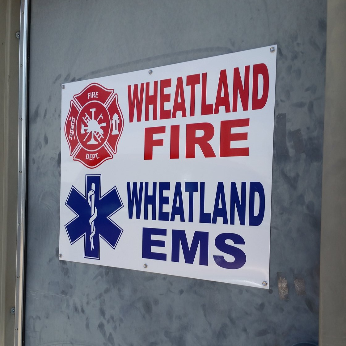 Wheatland Fire