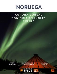 BT31 - Aurora Boreal en Noruega 2021-202