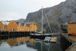 Foto Lofoten Noruega