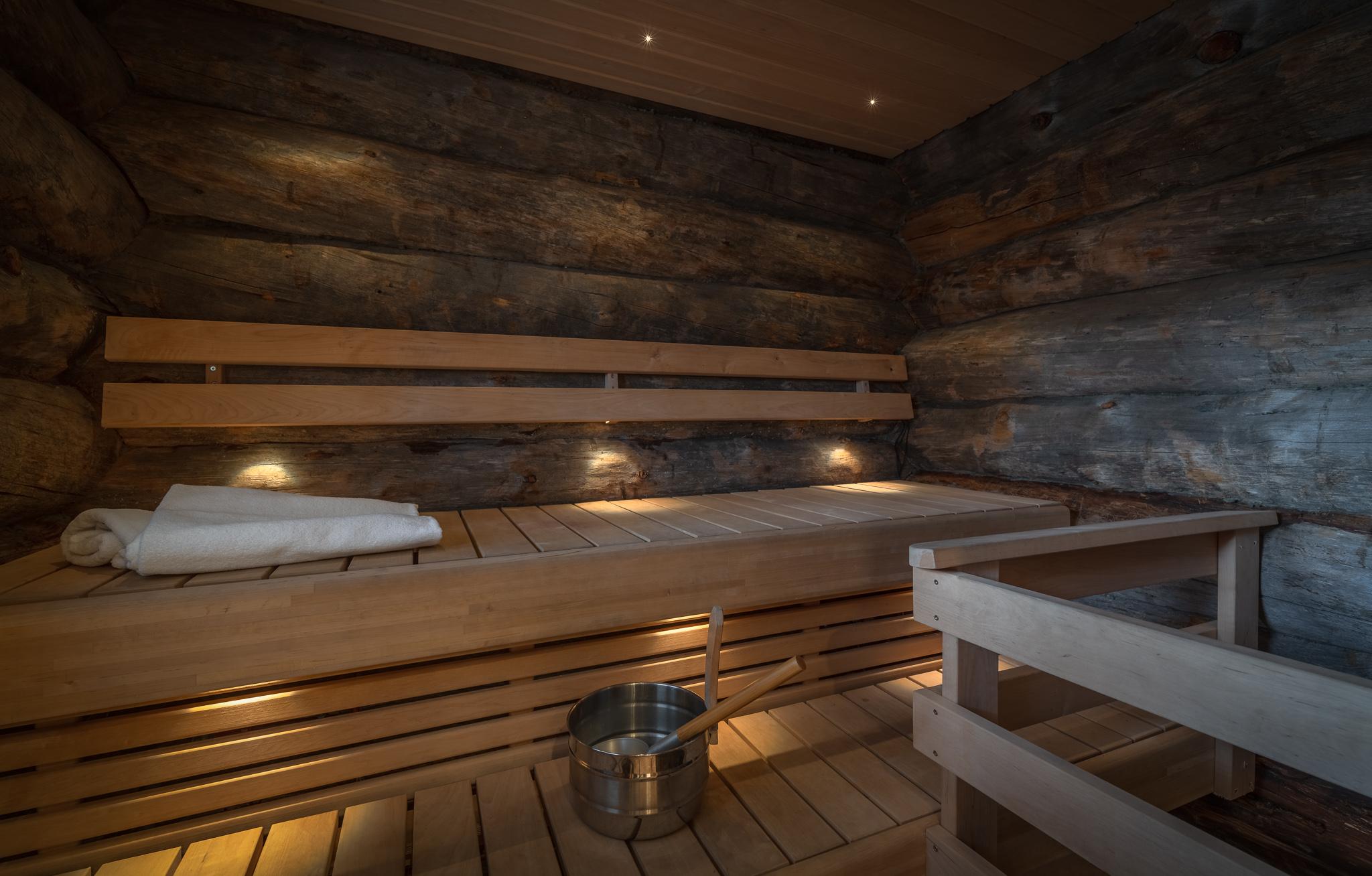 WildernessHotelNellim_logcabin_sauna
