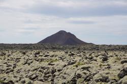 Keilir volcán