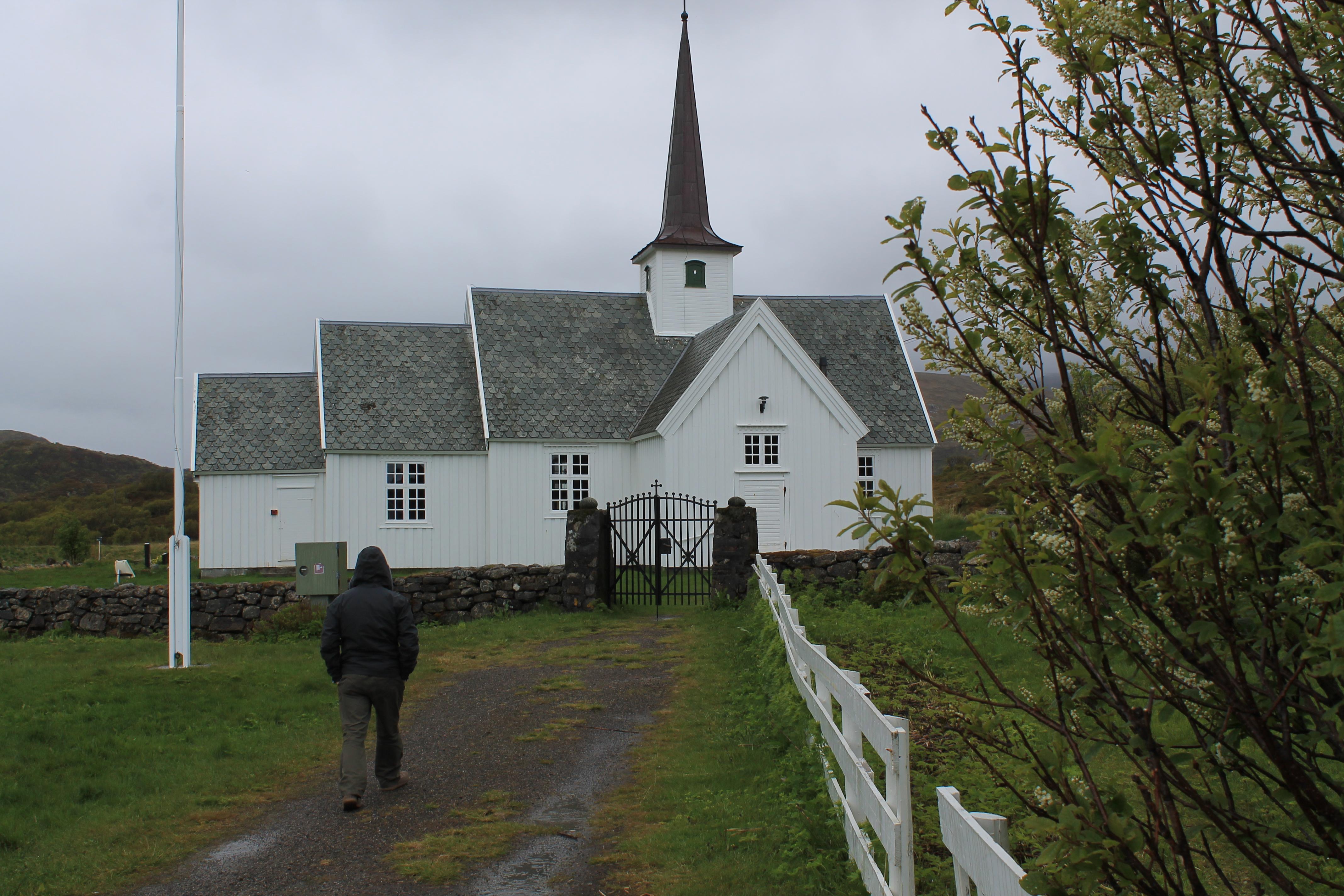 Foto Iglesia Noruega
