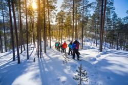 Snowshoeing_wildernesshotels