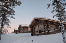 Muotka_panorama_Log Cabin_outside