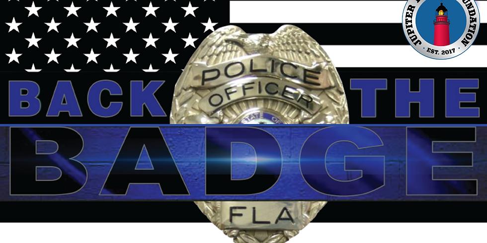 Back The Badge Sponsor Opportunities