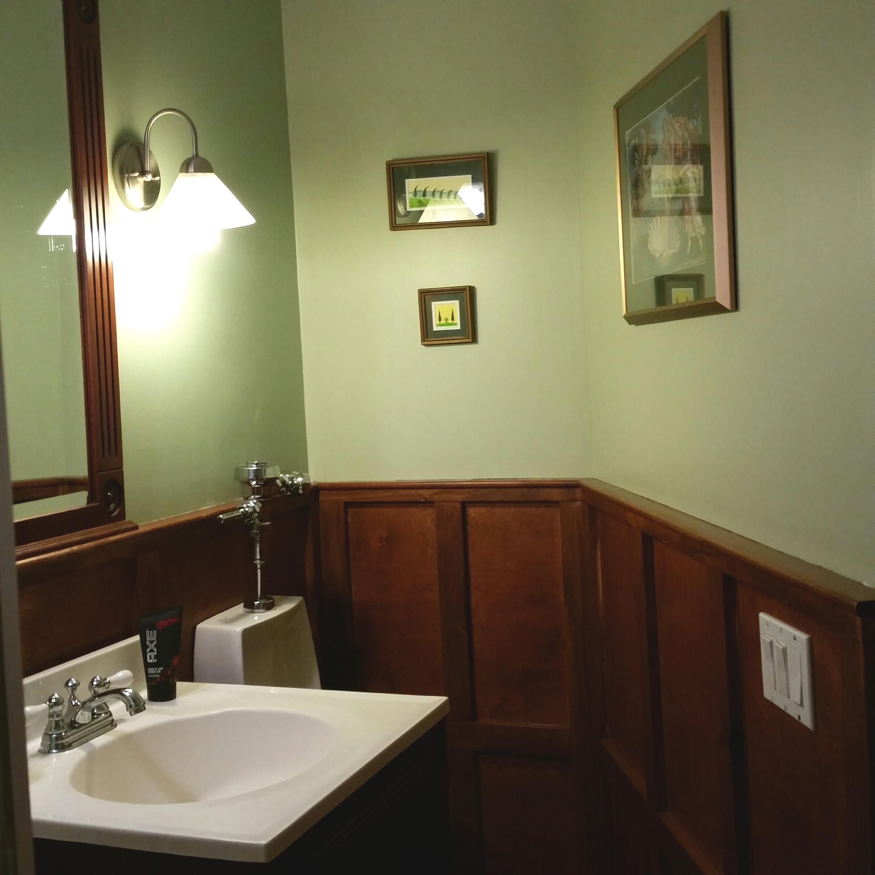 Bathroom Renovation Before
