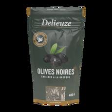 Olives noires façon Grèce