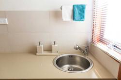 Laundry basin detail