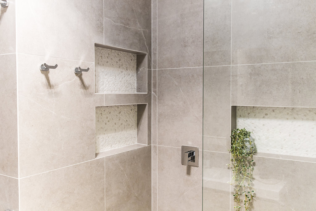 shower niches shower recesses