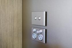 Matching switchplate