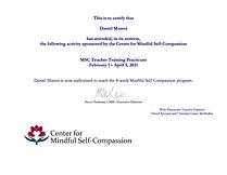 Daniel Munoz TTP Certificate of Completi