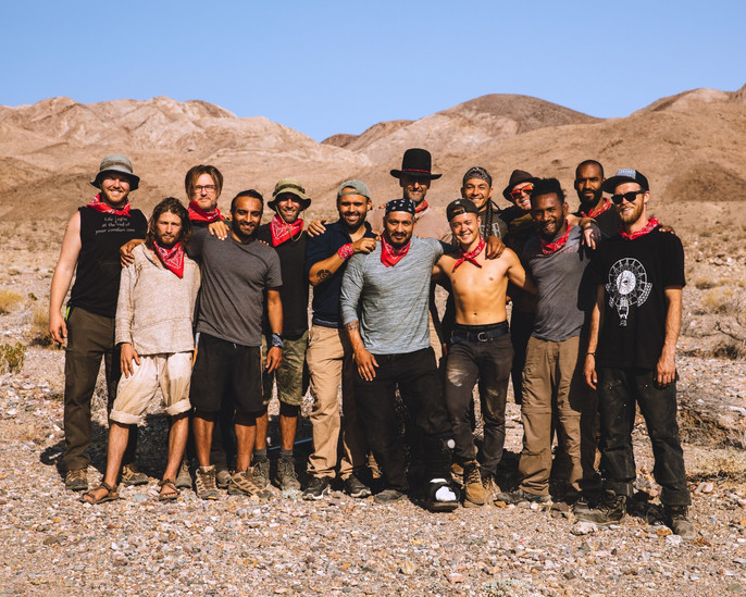 Rites of Passage Desert Brothers