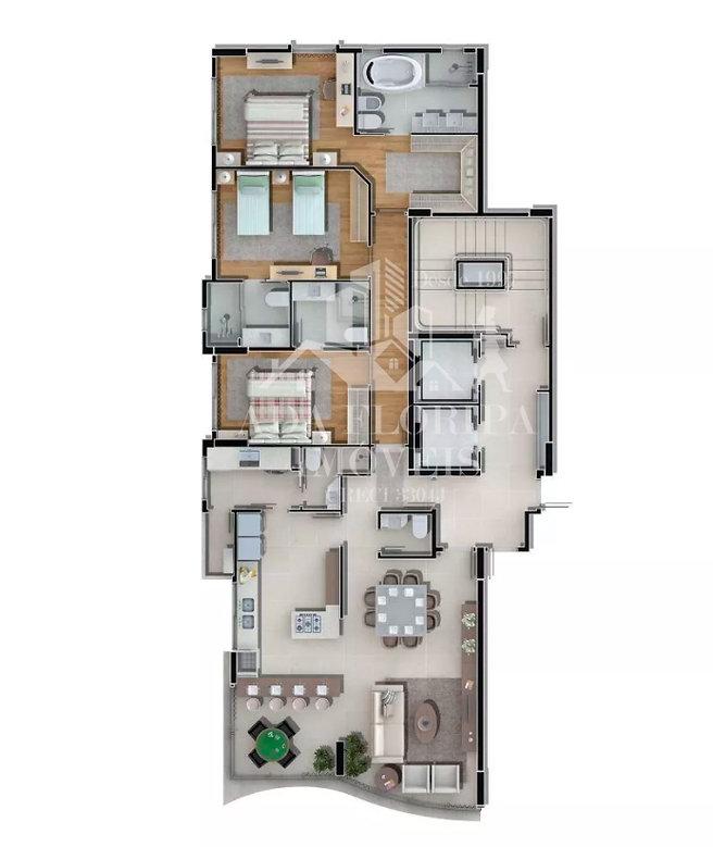 planta-brava-home-resort-torre06-151m².