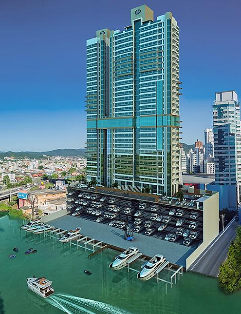 Marina Beach Tower |47| 98873-7373