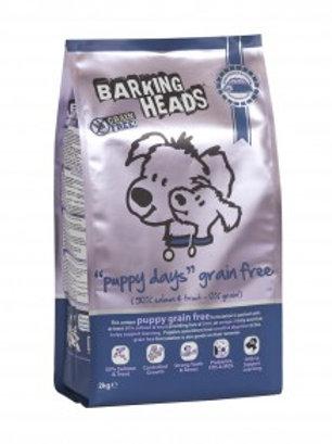Grain-Free Puppy Days