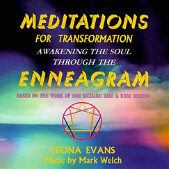 Meditations For Transformation Enneagram Leona Evans