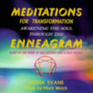 Meditations For Transformation Leona Evans Mark Welch