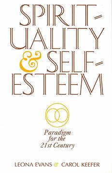 Spirituality & Self-Esteem, Leona Evans