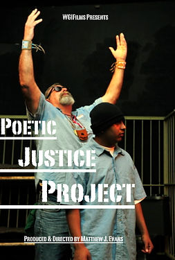 Poetic Justice Project Matthew J. Evans