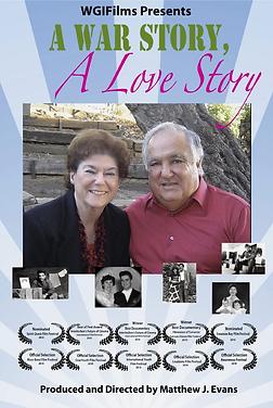 A War Story, A Love Story Matthew J. Evans