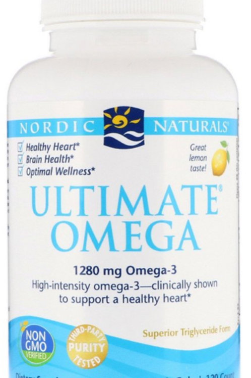 Ultimate Omega tablets, 60 capsules