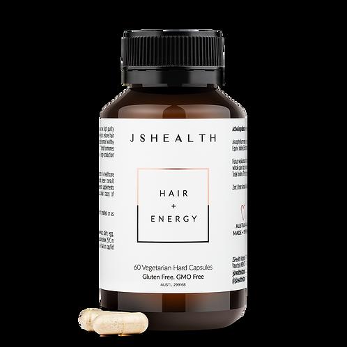JS Health Hair and Energy 60 cap