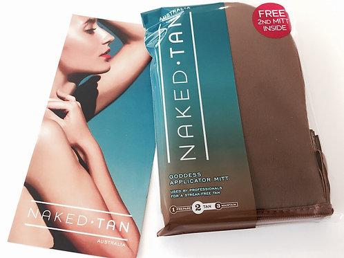 NakedTan, tanning mitt applicators