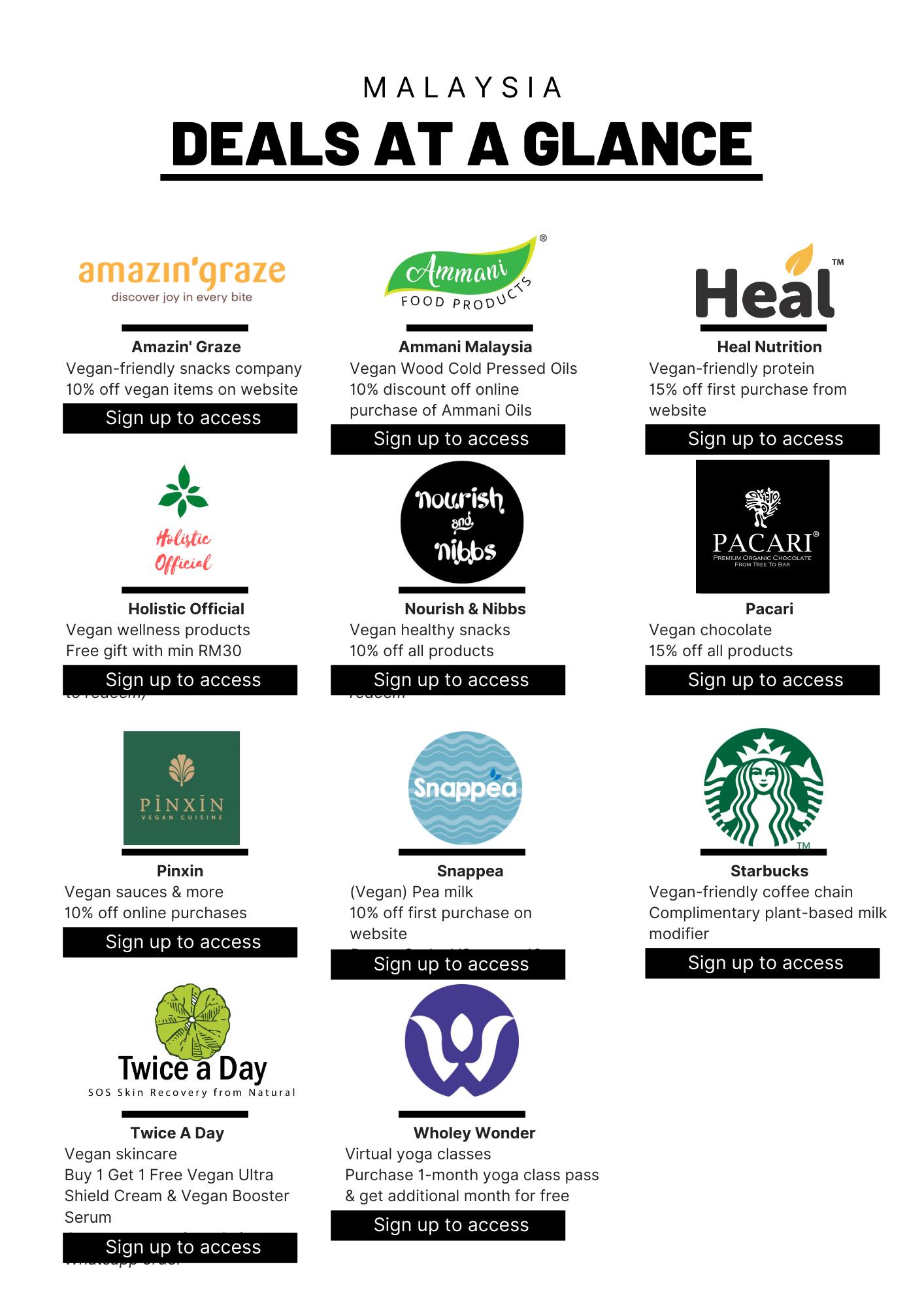 Copy of Deals & Partners - #myVeganuari2