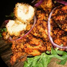 Tenders chicken aux saveurs créoles