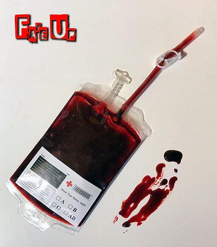Gelatine blood bag