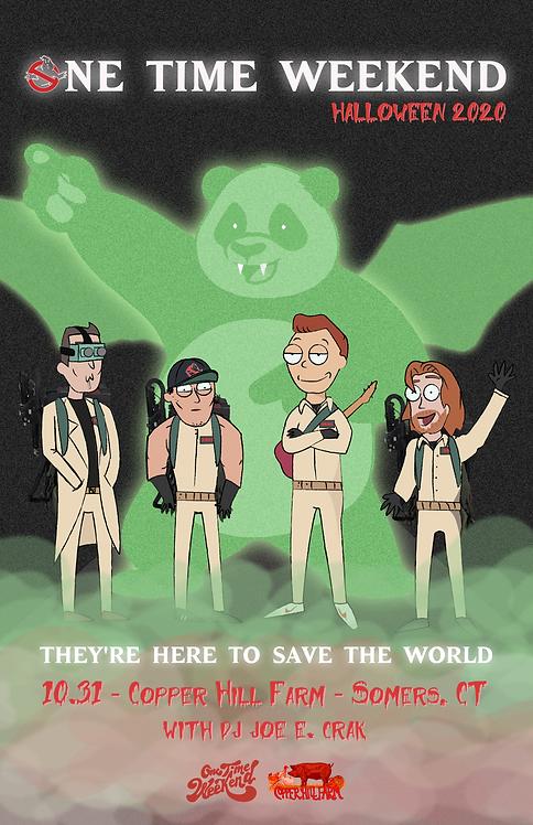Halloween 2020 Poster