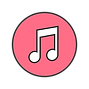 apple+display+itunes+music+service+store