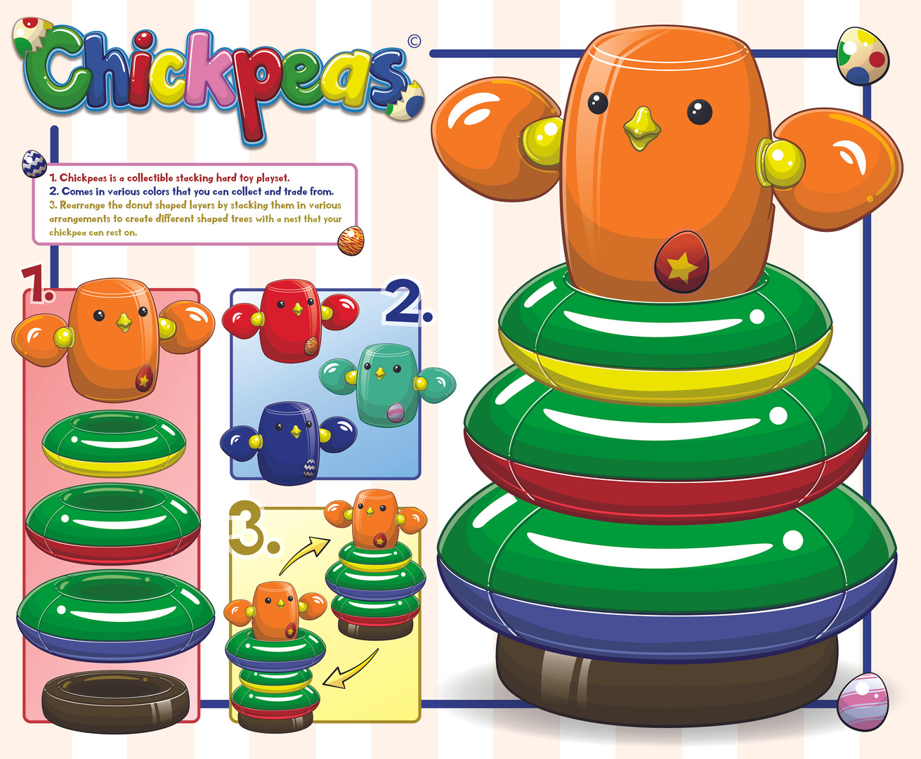 Chickpeas concept board hard toy final-0