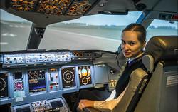 piloto mulher fav