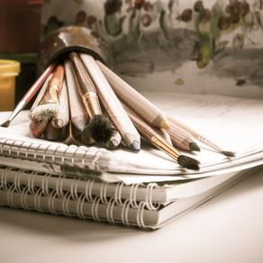 How I Keep My Ideas Organised
