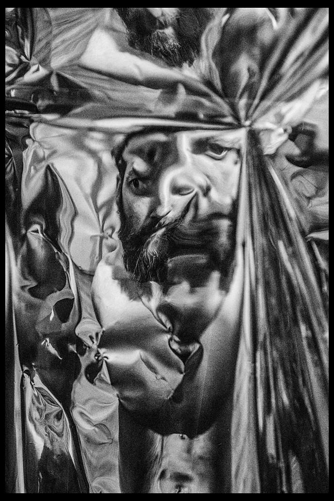 Autoportret.
