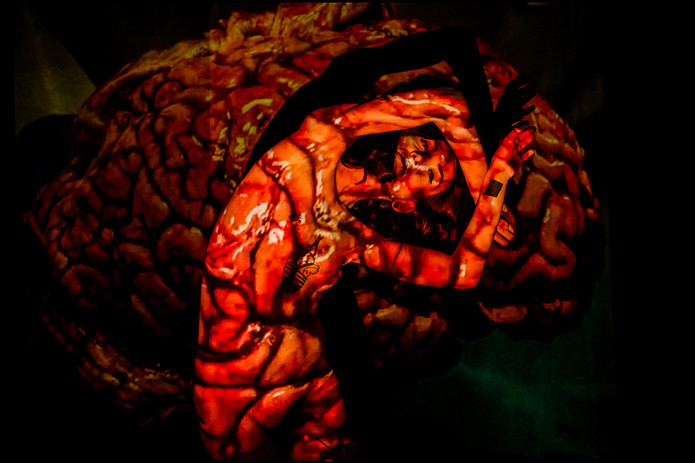 Mózg.