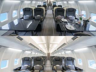 Перелет на Boeing 737-500 VIP