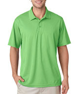 8210 - UC Men's Cool & Dry Mesh Polo - Inspire