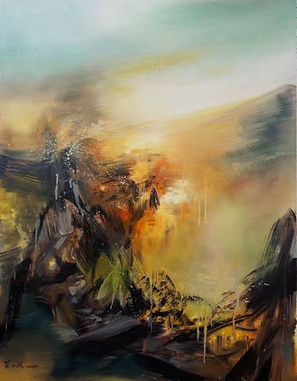 He Yimin's Oil Paintings 1.jpg