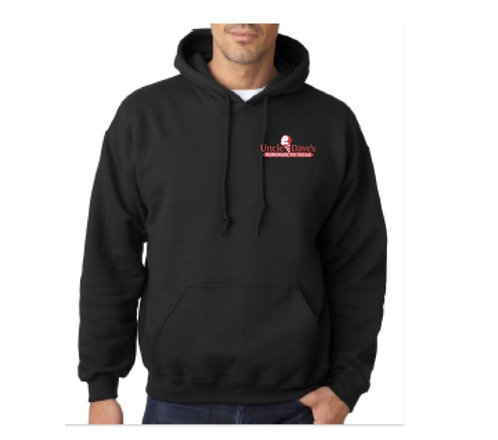 #18500- Gildan Adult Heavy Blend Hoody (Uncle)