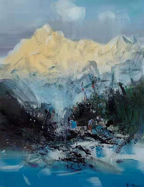 He Yimin's Oil Paintings 2.jpg