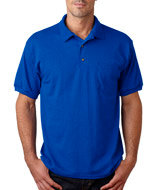8900- Gildan DryBlend Adult Pocket Polo- Inspire