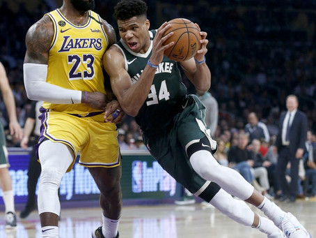 (VINTAGE) LA Lakers @ Milwaukee Bucks Pick & Preview